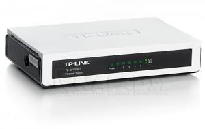Urządzenie LAN - Switch 5-portowy TLSF1005D TP-Link