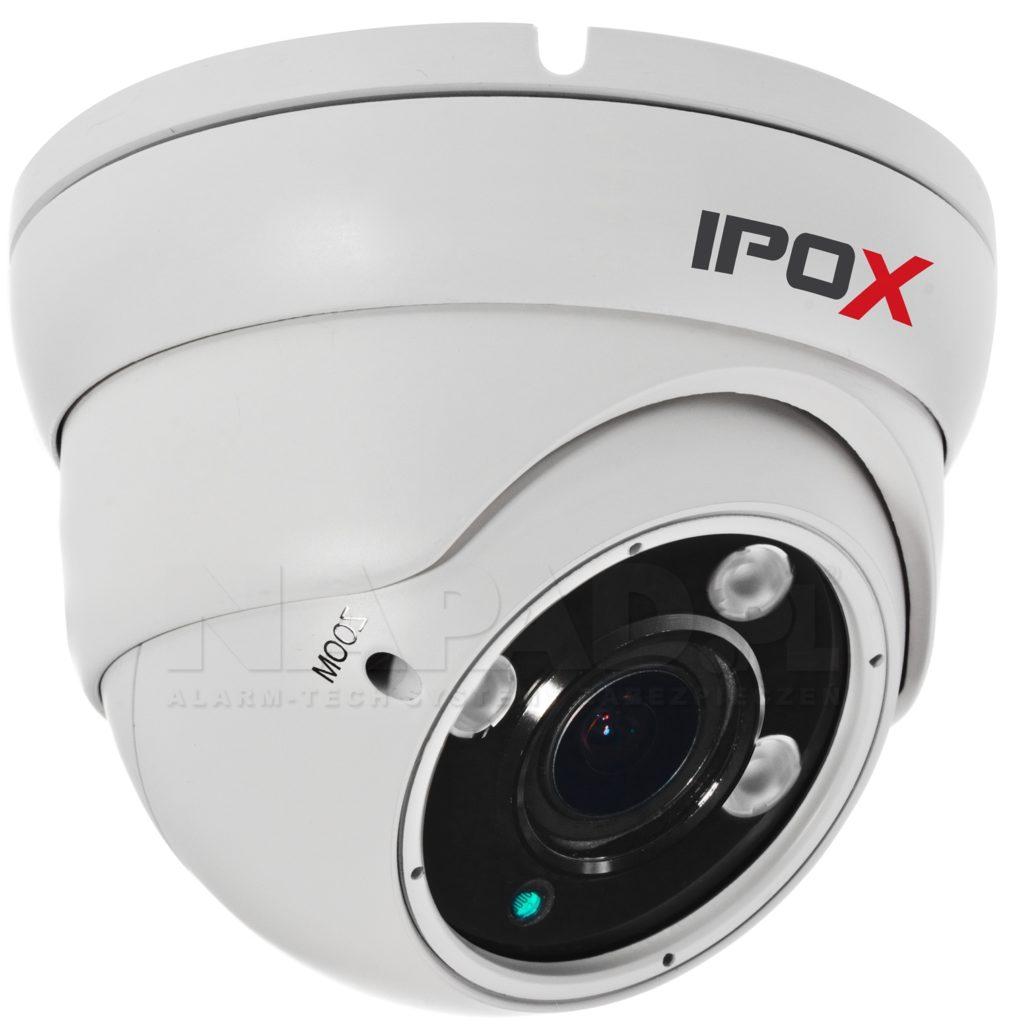 kopułkowa kamera sieciowa ip IPOX ECO