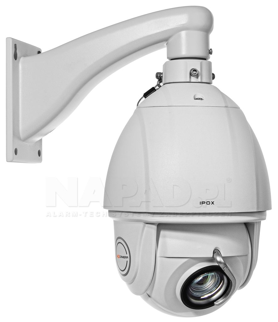 szybkoobrotowa kamera sieciowa ip ptz ipox pro