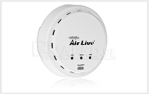 Access Point NTOP Airlive w NAPAD.pl