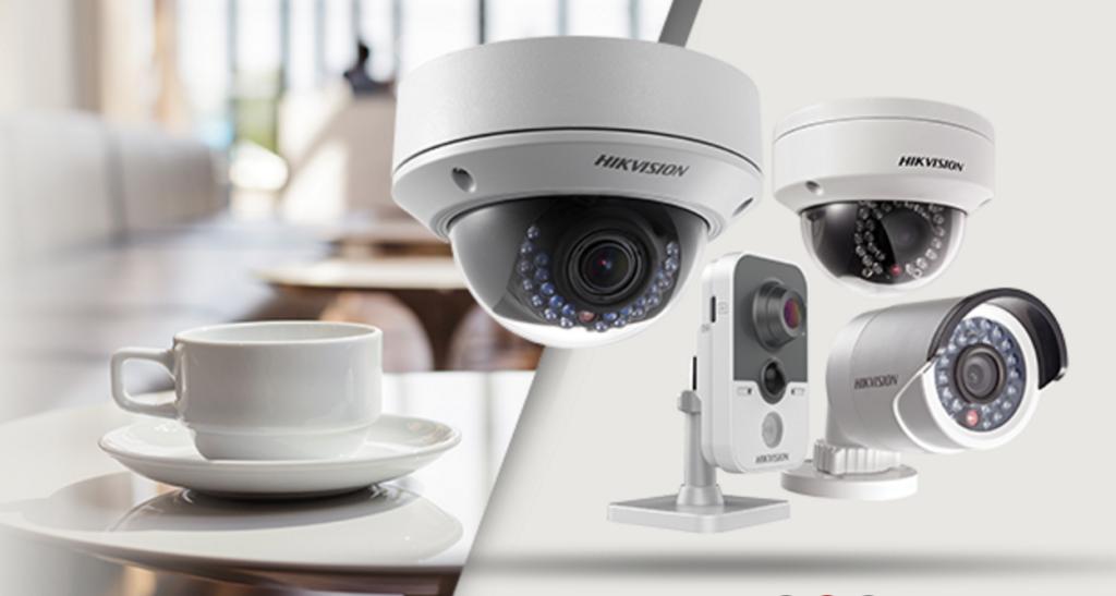 monitoring hikvision kamery
